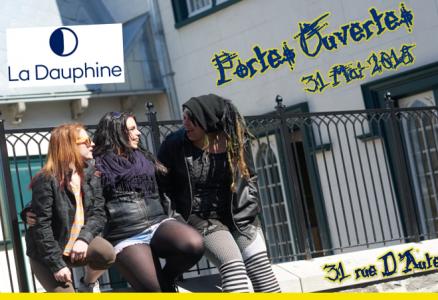 Journée Portes Ouvertes à La Dauphine
